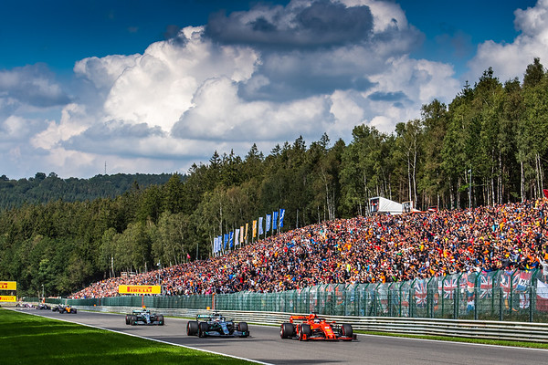 Race, Spa-Francorchamps, Belgium, 2019