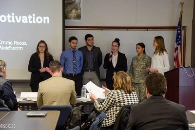 20190306 D/M Student Advisory Panel Final Presentations