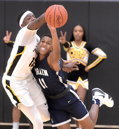 HS Basketball: Lorain @Cleveland Heights 01112019