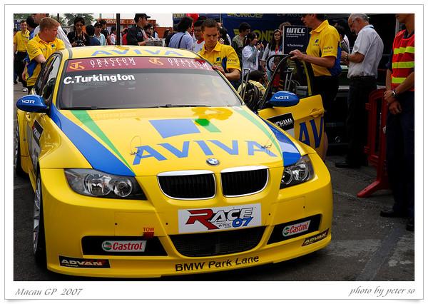 Macau GP 2007