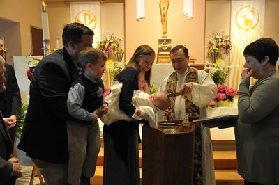 Finnegan's Baptism