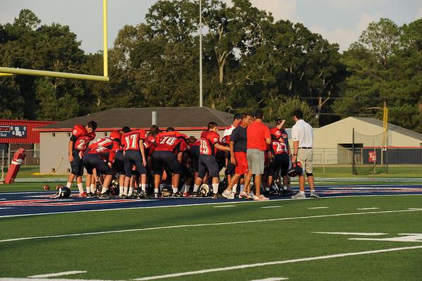 2012 Teurlings vs Notre Dome