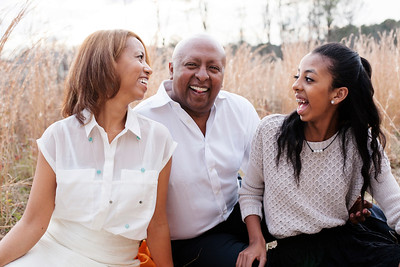 Kiflu-Eshete Family