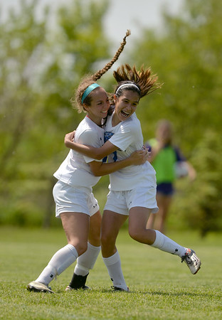 Burlington Central soccer sectional final