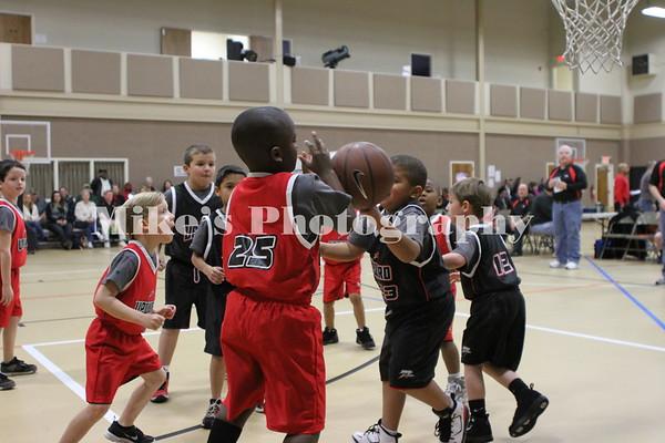 Upward Basketball Week 2 8:30 Game