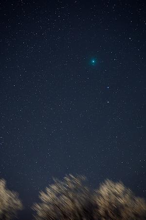 2018/12/13 Geminids & Comet 46P/Wirtanen