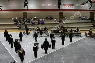 Drumline '07 at Coon Rapids HS