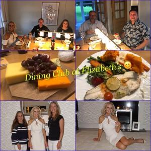 Dining Club at Elizabeth's 2019