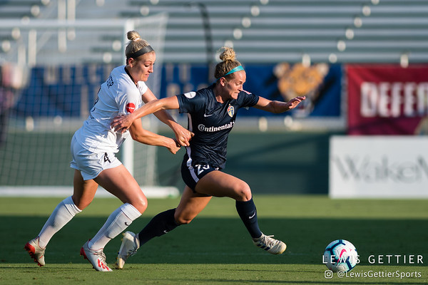 NC Courage vs Reign FC 7-13-2019