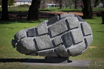 Griffith Sculptures