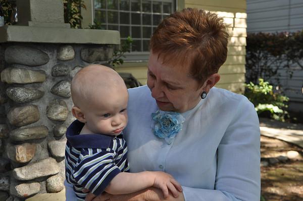 2011 April 30 - Bonnie Shields's 70th Birthday celebration