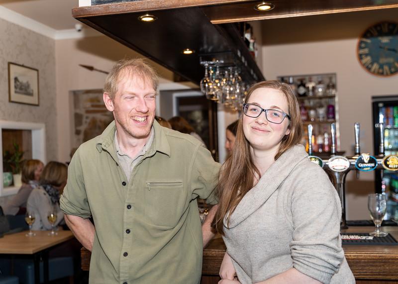 Céile and Bryan