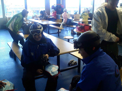 Ski School Throws Down Hope On The Slopes
