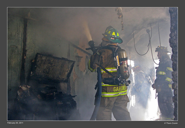 House Fire GWLFD 2/20/11