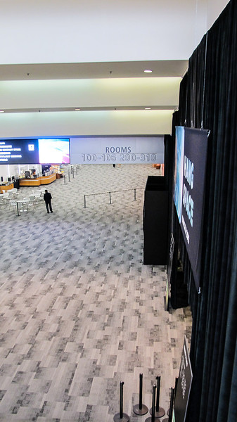 Moscone North LL Next to Briefing Room