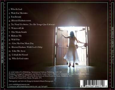 Michelle Garcia Unlock The Sound LP