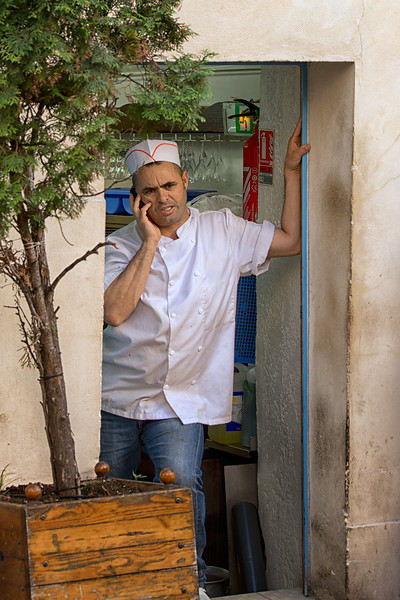 Montmartre chef