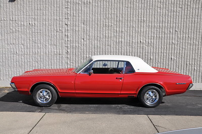 1967 Mercury Couger XR 7 - One Family Owned Since New - For Sale