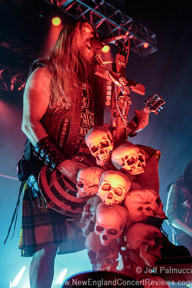 Black Label Society at the House of Blues - Boston, MA