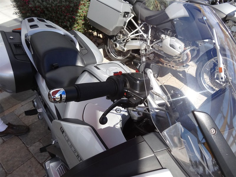 Item 1019-C on a 2007 BMW R1200RT