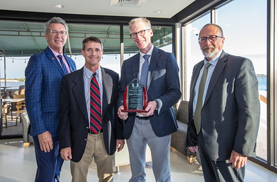 Rosenstiel Award is Presented to Tapio Schneider - March 20, 2019