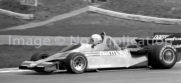 Brabham BT46 Testing, Brands Hatch