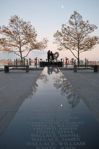 Hoboken WWII Memorial