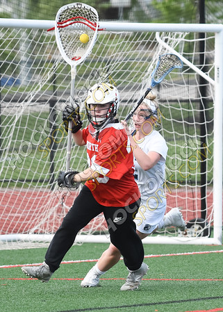 Franklin - North Attleboro Girls Lacrosse 6-3-19