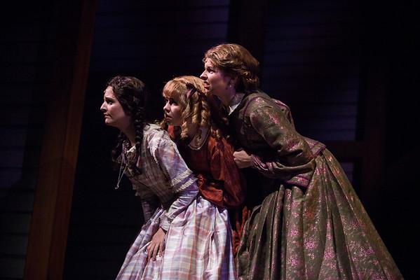 Little Women The Broadway Musical Archivals, Nov. 2016