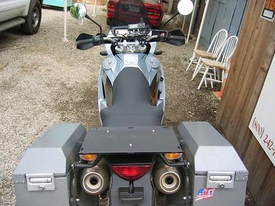 KTM Seat