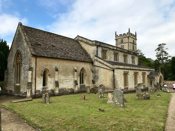 St. Mary's, Barrington, Gloucestershire
