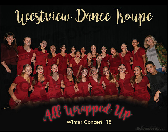 """WDT """"All Wrapped Up"""" Dec 2018 Concert"""