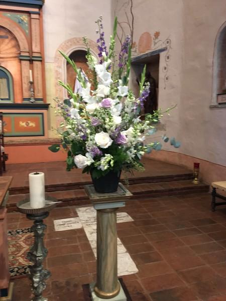 Altar arrangement  $125-$150