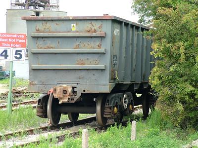 JUA - Iron Ore tippler inner wagon