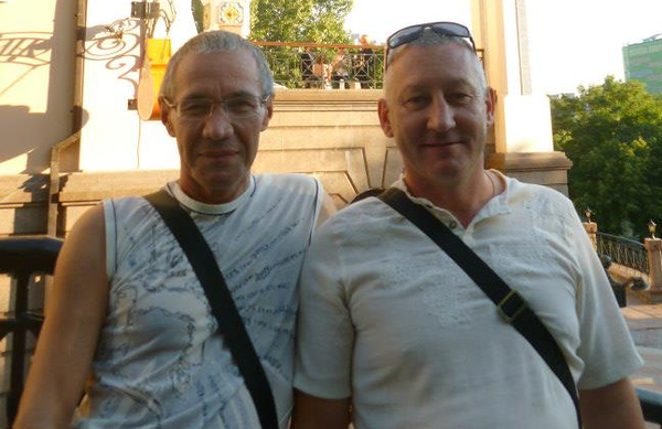 Rival & Nikolay