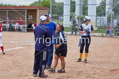 2017-05-25 JFK Fastpitch Varsity vs St. Paul Highland Park (Sectionals)