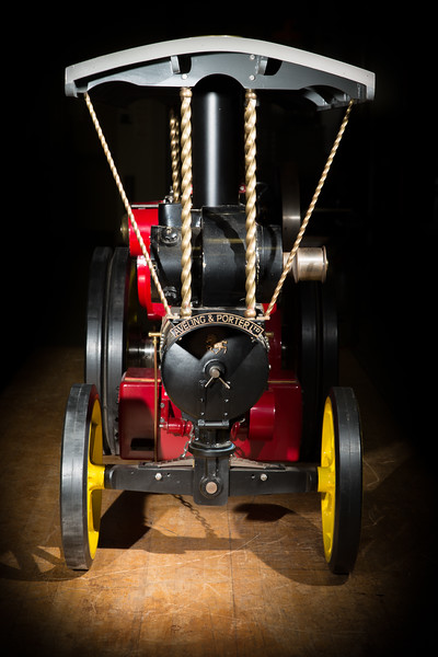 Machinists Steam Engine