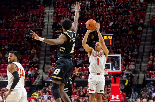 Men's College Basketball: Maryland vs. Bryant