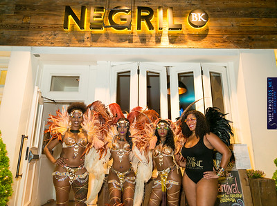 Carnival Hunters Showcase for Nirvana Bermuda (5.1.18)