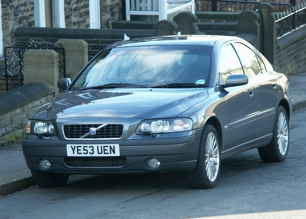 Volvo S60 D5 - 2004 to 2006