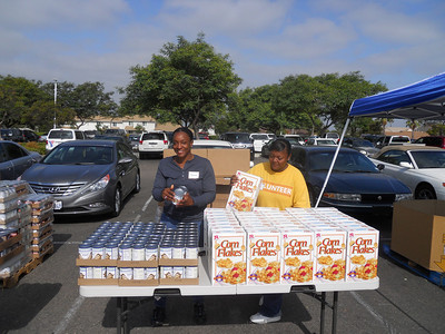 San Diego Armed Services YMCA July Neighborhood Exchange with GEICO