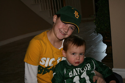 Courtney and Cody Baylor - Dec 2011