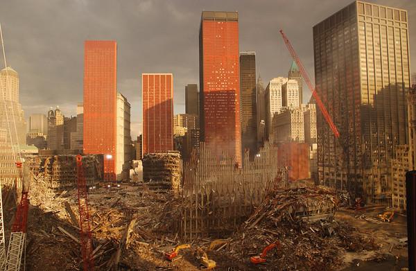New York - 28-Sept-2001 to 31-Dec-2001
