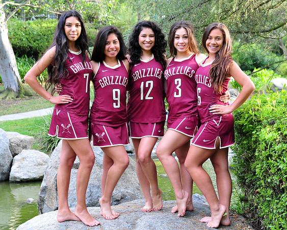 2014 Varsity Girls LaCrosse