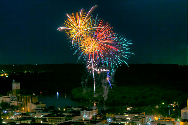2017 Red Wing Fireworks