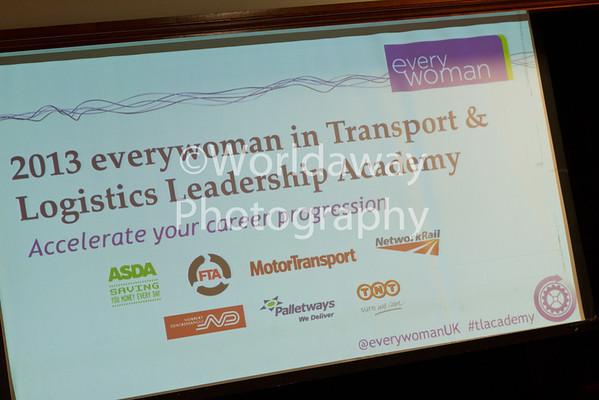 2013 Transport & Logistics Leadership Academy