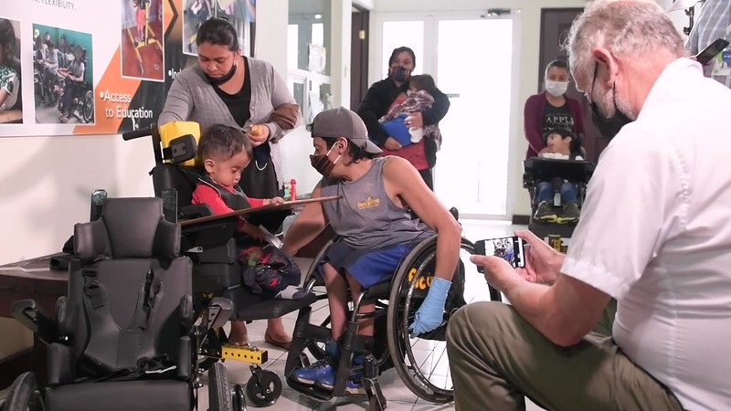 Sponsor a Wheelchair-video.mp4