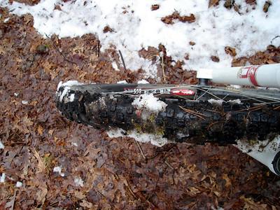 Sunday Snow Ride: 03 01 2009