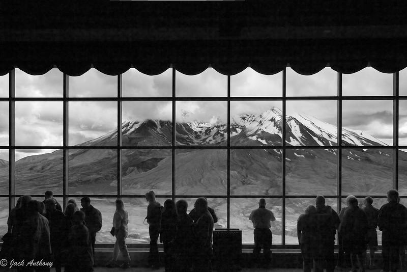 Mt. St. Helens Visitors Center, WA
