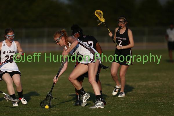 UGHS Girls Lacrosse vs Whitewater